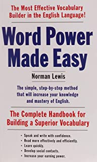 Word Power Made Easy: The Complete Handbook for Building a Superior Vocabulary
