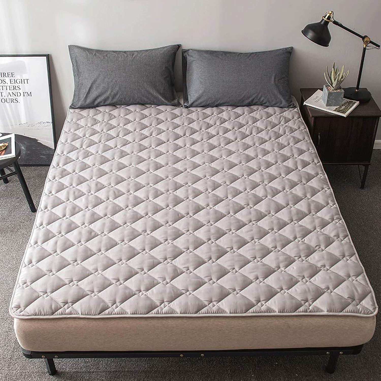 Foldable Mattress, Cotton Double Tatami Mat, Universal Season G (color   D, Size   180 cm)