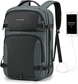 WindTook Business Laptop Backpack 15.6 Inch with USB Charging Port for Women and Men Travel School Bag