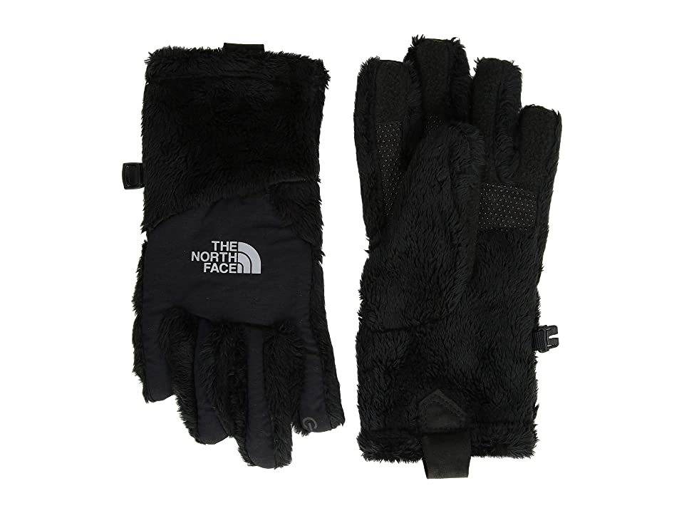 The North Face Kids Osito Etiptm Gloves (Big Kids) (TNF Black) Extreme Cold Weather Gloves