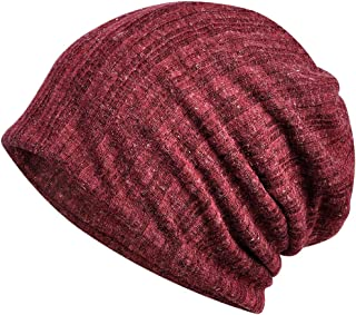 Jemis Women's Chemo Hat Beanie Scarf Liner for Turban Hat Headwear for Cancer