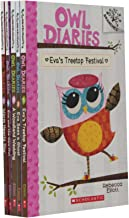 Owl Diaries, Books 1-5: A Branches Box Set