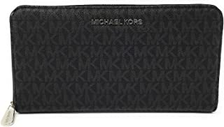 f6f986a3fabc Michael Kors Jet Set Travel Zip Around Travel Wallet