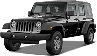 Maisto Special Edition Trucks 2015 Jeep Wrangler Unlimited Diecast Vehicle (1:24 Scale), Color may vary