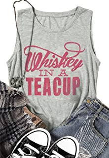whiskey in a teacup shirt