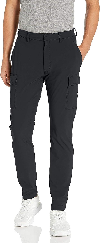 Athletic-Pants Hombre Peak Velocity Active Cargo Pant