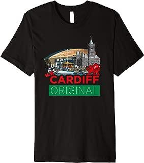 cardiff originals t shirt