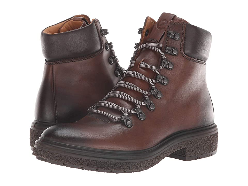 ECCO Crepetray Boot (Mink Full Grain Leather) Women