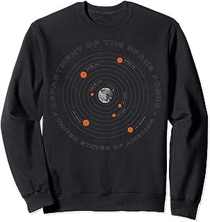 Netflix Space Force Department Of The Space Force Orbit Sweatshirt