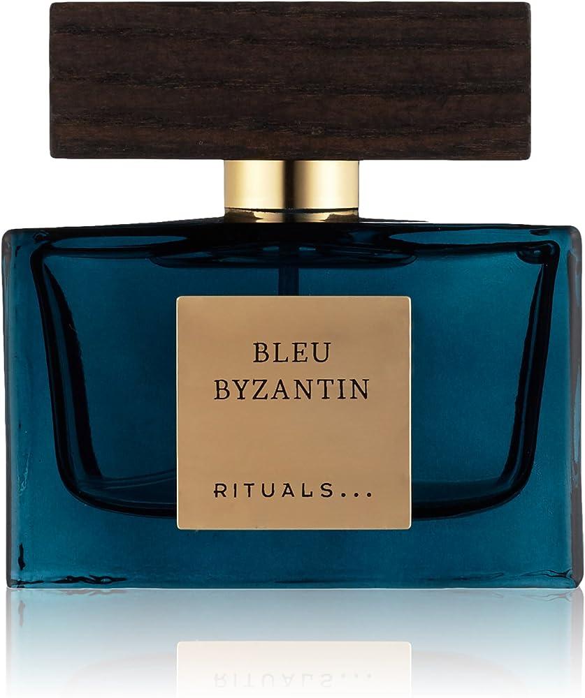 Rituals bleu byzantin eau de parfum per donna, 50 ml 1104068