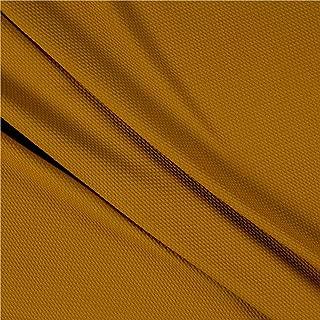 Fabric Merchants Bullet Knit Solid Dark Mustard