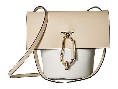 ZAC Zac Posen Belay Crossbody (Ivory) Shoulder Handbags
