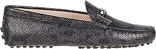 Luxury Fashion | Tod's Women XXW00G0Q499THYB615 Grey Leather Loafers | Autumn-winter 19