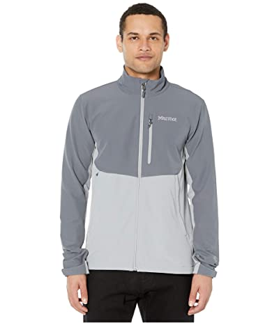 Marmot Estes II Jacket (Sleet/Steel Onyx) Men