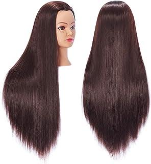 "Hairingrid 26""-28"" Mannequin Head Hair Styling Training Head Manikin.."