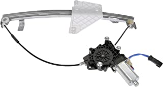 Dorman 741-374 Rear Driver Side Power Window Regulator and Motor Assembly for Select Jeep Models