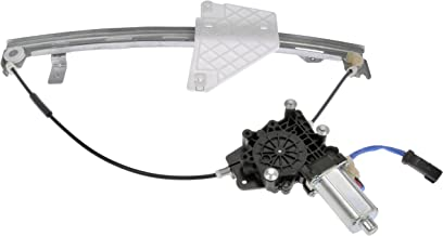 Dorman 741-374 Rear Driver Side Power Window Motor and Regulator Assembly for Select Jeep Models