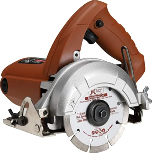 JK Marble Cutter 125mm / 5 Inch,1250 W, 13800 RPM, JK Super Drive 9005068