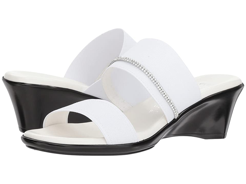 Italian Shoemakers Miami (White) Women