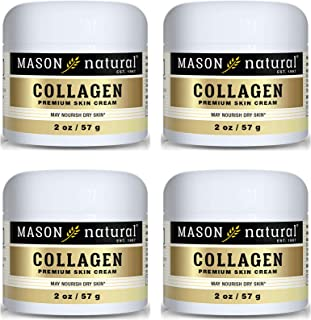 Collagen Beauty Cream Made with 100% Pure Collagen Promotes Tight Skin Enhances Skin..