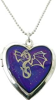 Best dragon locket necklace Reviews
