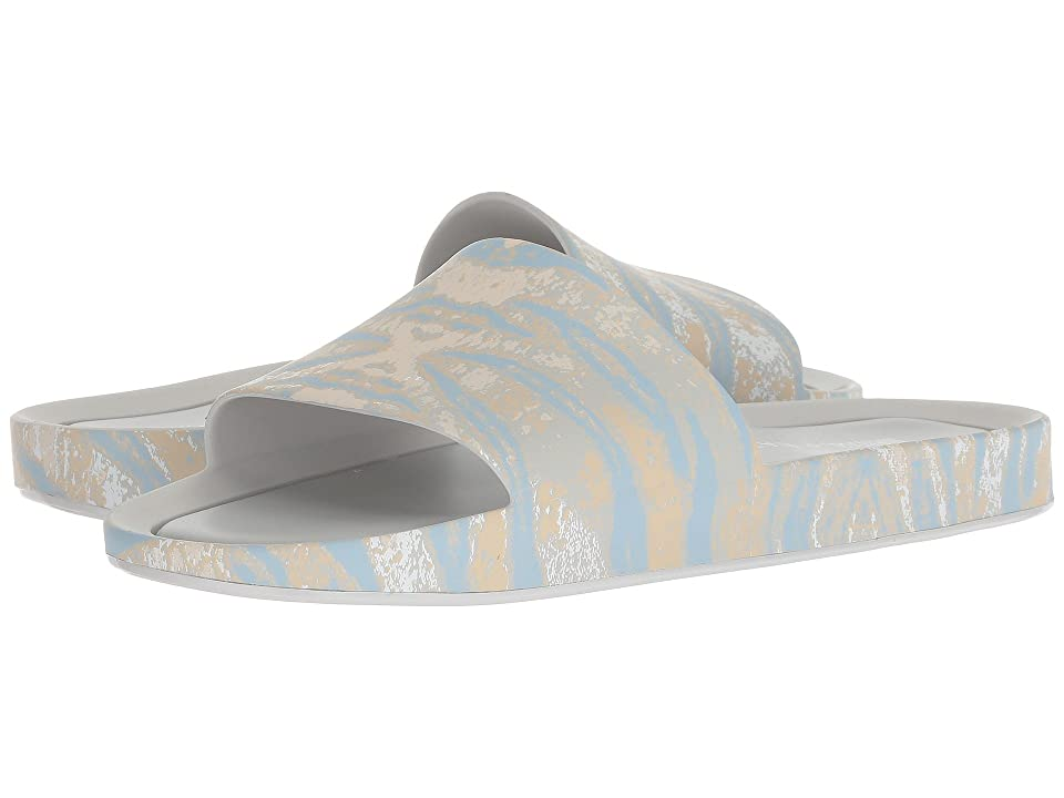 Melissa Shoes x Baja East Beach Slide (Gray Printed) Women