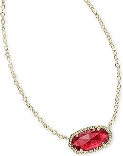 Kendra Scott Signature Elisa Gold Plated Necklace