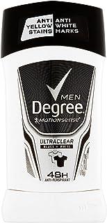 Degree Deodorant 2.7 Ounce Mens Ultra Clear Black & White (79ml) (2 Pack)
