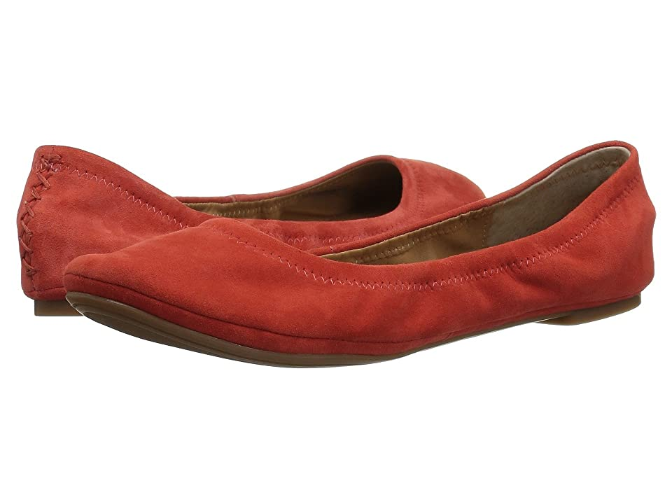 Lucky Brand Emmie (Auora Red) Women