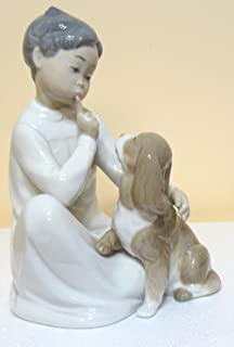 Best lladro boy with dog 4522 Reviews