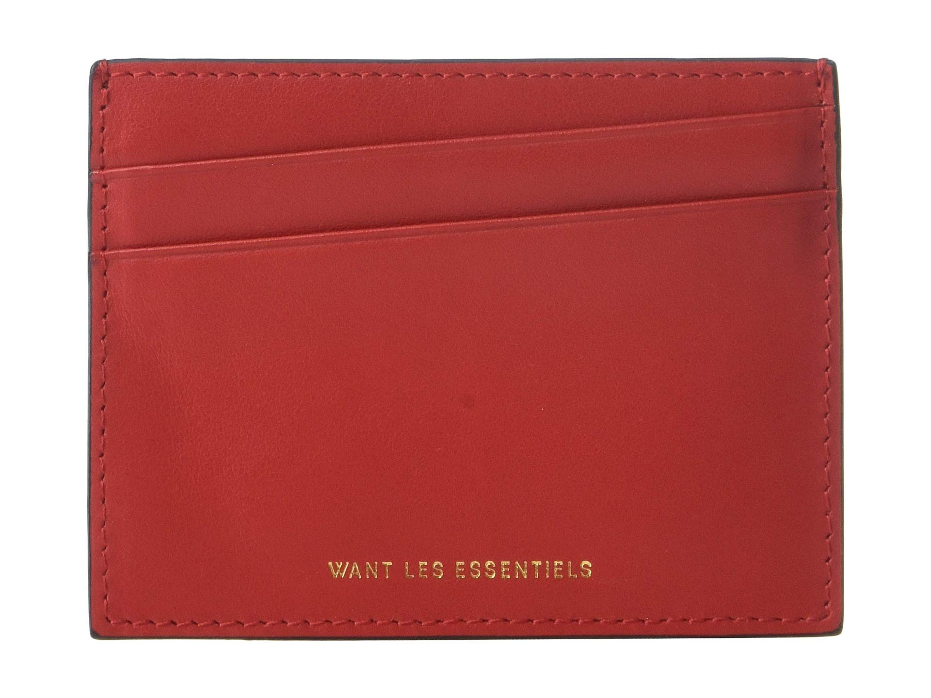 Holder Essentiels Les Red Want Branson Card True xCFHIOq