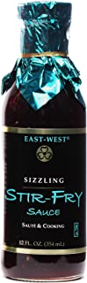 East-West Specialty Sauces, Sizzling Stir-Fry, 12 Ounce (Pack of 4)