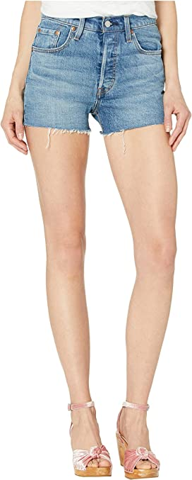 dd053419067be Levi's® Womens 501® Shorts at Zappos.com