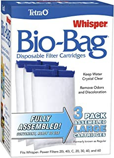 Tetra 26161 Whisper Bio-Bag Cartridge