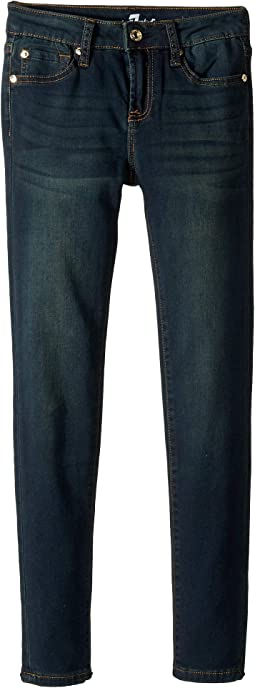 Skinny Knit Denim Jeans in Perennial (Big Kids)