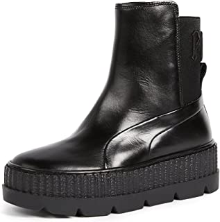 [プーマ] Women's Fenty X Chelsea Sneaker Boot Mid-Calf Leather