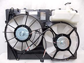 Replacement Radiator And Condenser Fan For Toyota Sienna