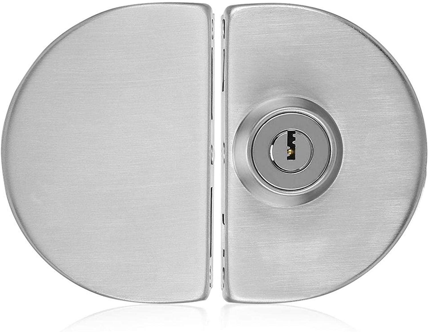 Door Lock Stainless Iron Toughe Glass Trust for Japan's largest assortment Die-Casting