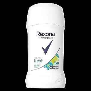 Rexona Stay Fresh Blue Poppy & Apple Antyperspirant w sztyfcie dla kobiet 40 ml