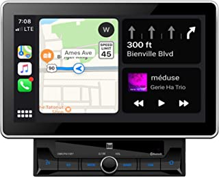 "Dual Electronics DMCPA11BT 10.1"" Extra Large Touchscreen Media Receiver with Apple CarPlay and Android Auto l Built-in Blu... photo"
