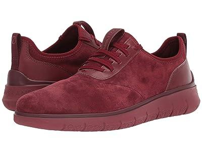 Cole Haan Generation Zerogrand Sneaker (Mahogany Red) Men