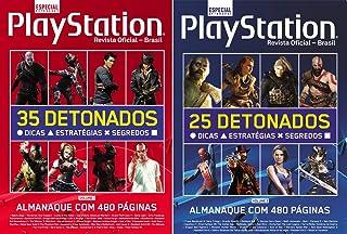 Coleção Almanaque PlayStation de Detonados (2 volumes)