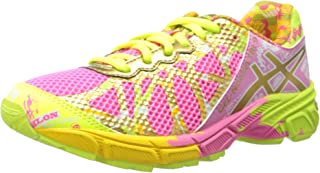 GEL Noosa 9 GS Gold Ribbon Running Shoe (Little Kid/Big Kid)