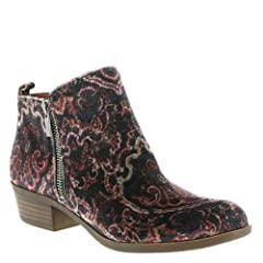bf3438840369 Lucky Brand Women s Basel Ankle Bootie