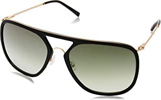 3f52a2bce7a6 Tommy Hilfiger Mirrored Square Unisex Sunglasses - (Tommy Hilfiger 2539 I  Blkgdgn-19 C3