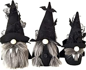 HYLYING Halloween Decorations Hanging, Halloween Gnomes Plush Decor, Halloween Decorations Indoor Cute for Home Patio Lawn Garden Party and Holiday Props Decorations