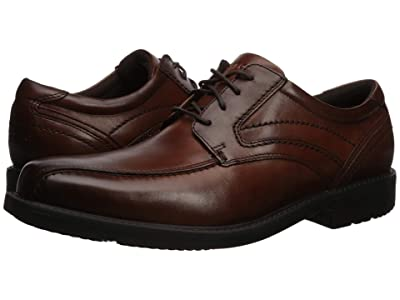 Rockport Style Leader 2 Bike Toe Oxford (New Brown Gradient 1) Men