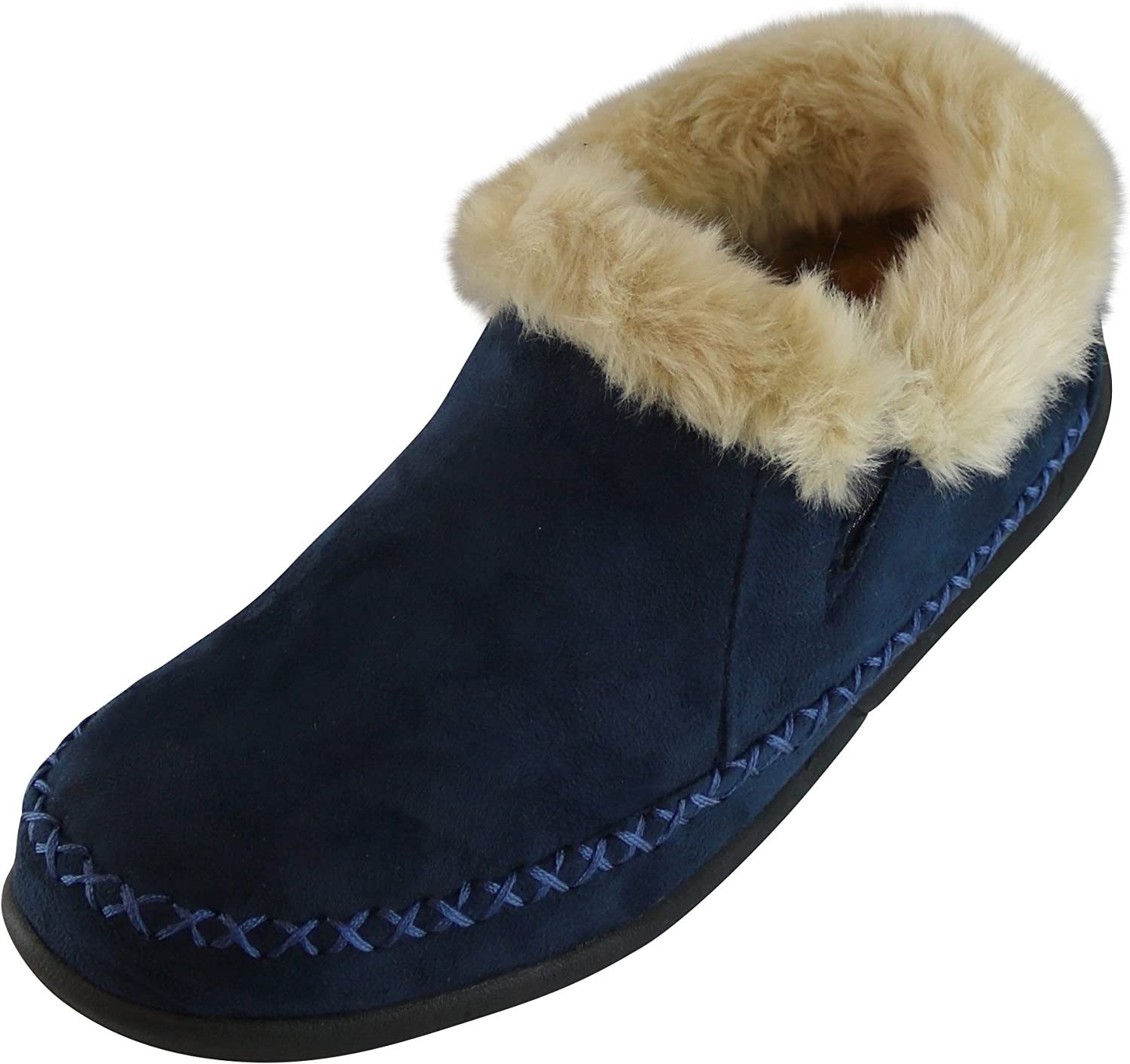 Tamarac by Slippers International Women's Shelby Lined Indoor Outdoor Slipper