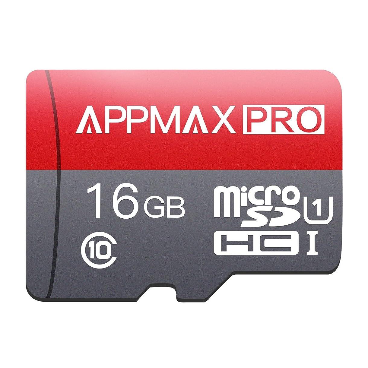 学部封筒ガスシリコンパワー microSDXC カード Nintendo Switch 動作確認済 Appmax SD Card class10 UHS-1 最大 読込 95MB/s アダプタ付 永久保証 (16GB)