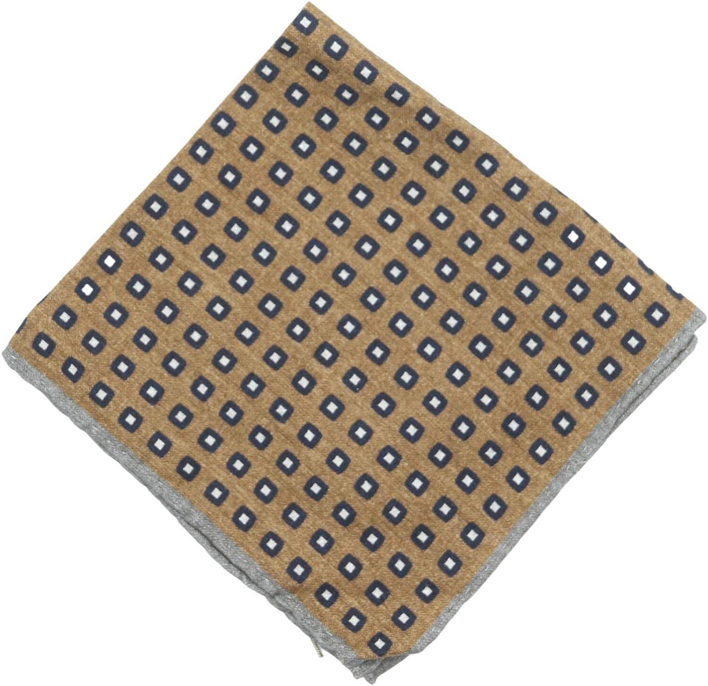 Eleventy Hand Stitched Square Dot Pocket